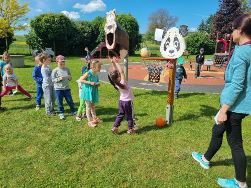 Mezinárodní den dětí ve školce